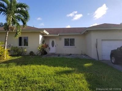 9810 SW 212 Street, Cutler Bay, FL 33189 - #: A10567977