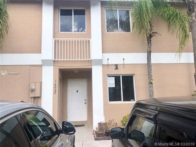 14057 SW 179th St UNIT 14057, Miami, FL 33177 - #: A10568031