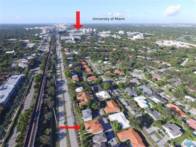 4821 Ponce De Leon Blvd UNIT 4821, Coral Gables, FL 33146 - MLS#: A10568044