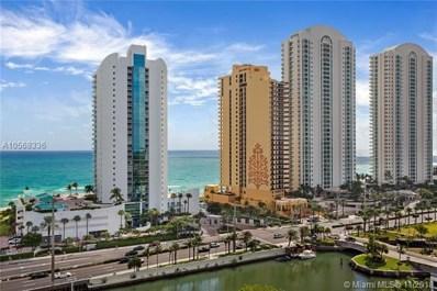 16400 Collins Ave UNIT 1544, Sunny Isles Beach, FL 33160 - MLS#: A10568336