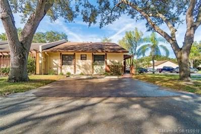 9601 NW 16th St UNIT 9601, Pembroke Pines, FL 33024 - MLS#: A10568397