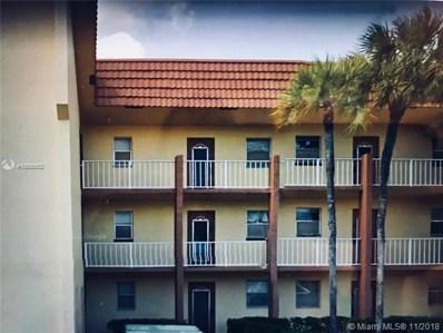 8300 Sunrise Lakes Blvd UNIT 101, Sunrise, FL 33322 - MLS#: A10568682