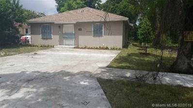 1825 NW 63rd St, Miami, FL 33147 - MLS#: A10569039