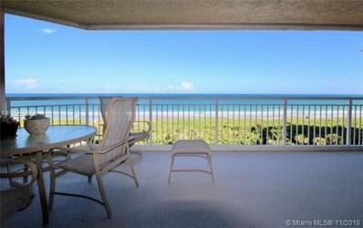 3880 N A1a UNIT 603, Hutchinson Island, FL 34949 - #: A10569050