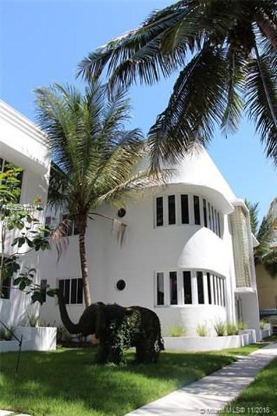 557 Michigan Ave UNIT 115, Miami Beach, FL 33169 - MLS#: A10569101
