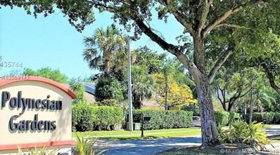 406 NW 68th Ave UNIT 121, Plantation, FL 33317 - MLS#: A10569143