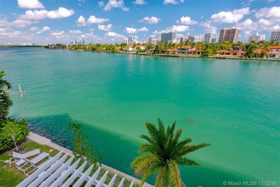 9821 E Bay Harbor Dr UNIT 404, Miami, FL 33154 - MLS#: A10569150