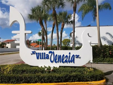 1321 SW 124th Ct UNIT 18-D, Miami, FL 33184 - MLS#: A10569197