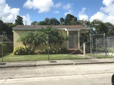 6720 NW 4th Ave, Miami, FL 33150 - MLS#: A10569246