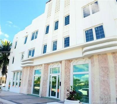 3025 Indian Creek Dr UNIT 107, Miami Beach, FL 33140 - MLS#: A10569486