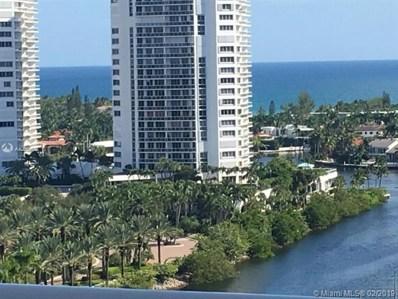 3625 N Country Club Dr UNIT 1702, Aventura, FL 33180 - MLS#: A10569670