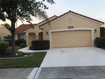 16313 SW 8th St, Pembroke Pines, FL 33027 - MLS#: A10569716