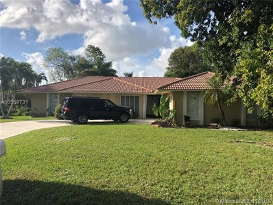 8560 NW 27th Dr, Coral Springs, FL 33065 - MLS#: A10569731