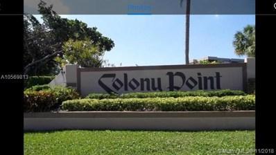 1000 Colony Point Cir UNIT 505, Pembroke Pines, FL 33026 - MLS#: A10569813
