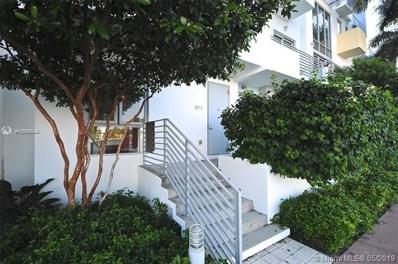 171 N Shore Dr UNIT 171-2, Miami Beach, FL 33141 - MLS#: A10569844