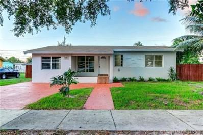 3101 NW 165th St, Miami Gardens, FL 33054 - MLS#: A10570014