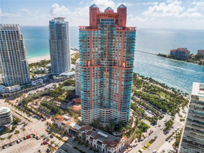 300 S Pointe Dr UNIT 805, Miami Beach, FL 33139 - MLS#: A10570079