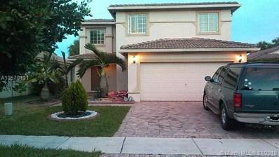 13314 SW 44th St, Miramar, FL 33027 - MLS#: A10570131
