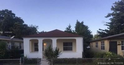 1755 NW 68th St, Miami, FL 33147 - MLS#: A10570240