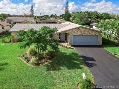 932 NW 83rd Dr, Coral Springs, FL 33071 - MLS#: A10570241