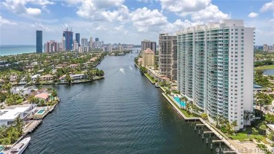 20201 E Country Club Dr UNIT 2005, Aventura, FL 33180 - #: A10570304