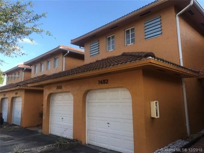 7482 NW 175 St UNIT 7482, Hialeah, FL 33015 - MLS#: A10570320