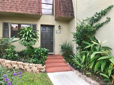 8930 Palm Tree Ln UNIT 8930, Pembroke Pines, FL 33024 - MLS#: A10570420