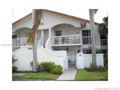15385 SW 76th Ter UNIT 103, Miami, FL 33193 - MLS#: A10570573