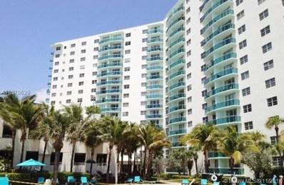 3901 S Ocean Dr UNIT 14Y, Hollywood, FL 33019 - MLS#: A10570639