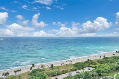 1201 S Ocean Dr UNIT 2105N, Hollywood, FL 33019 - MLS#: A10570955