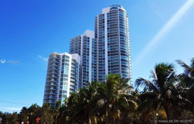 1000 S Pointe Dr UNIT 1107, Miami Beach, FL 33139 - #: A10571030