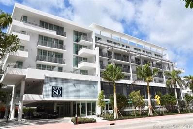 6080 Collins Avenue UNIT 309, Miami Beach, FL 33140 - MLS#: A10571044