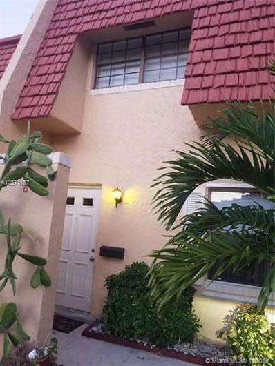 8 The Common UNIT 8, Tamarac, FL 33319 - MLS#: A10571087
