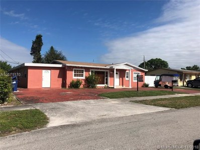 3971 NW 168th Ter, Miami Gardens, FL 33055 - MLS#: A10571170
