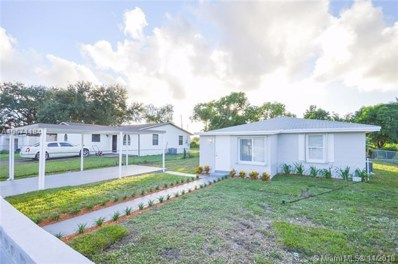 7950 NW 16th Ave, Miami, FL 33147 - MLS#: A10571184