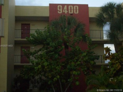 9400 W Flagler St UNIT 409, Miami, FL 33174 - MLS#: A10571403
