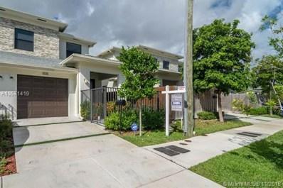 1105 NE 3rd Ave UNIT 1105, Fort Lauderdale, FL 33304 - MLS#: A10571419