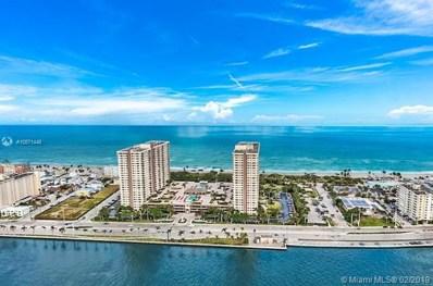 1201 S Ocean Dr UNIT 405S, Hollywood, FL 33019 - MLS#: A10571446