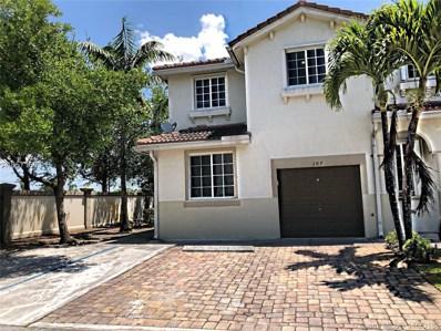 21413 NW 13th Ct UNIT 107, Miami Gardens, FL 33169 - #: A10571585