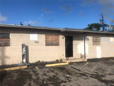 701 NW 21st Ter, Fort Lauderdale, FL 33311 - MLS#: A10571595