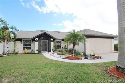 1649 SE Ridgewood St, Port St. Lucie, FL 34952 - MLS#: A10571738