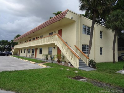 3777 NW 78th Ave UNIT 10H, Davie, FL 33024 - MLS#: A10571815