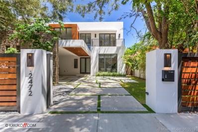 2472 Inagua Ave, Miami, FL 33133 - #: A10571867