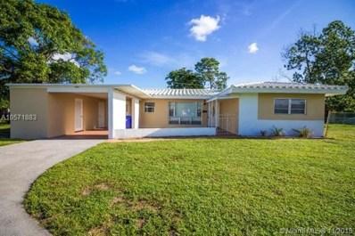 602 W Campus Cir, Fort Lauderdale, FL 33312 - MLS#: A10571883