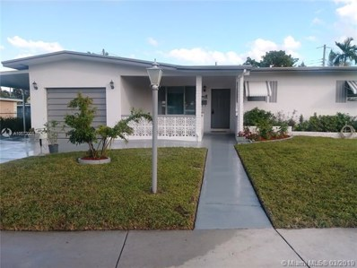3431 SW 39th Ave, West Park, FL 33023 - MLS#: A10572001