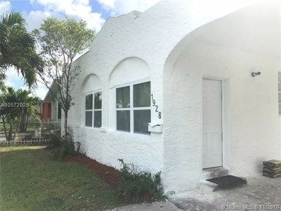 1928 NW 48th St, Miami, FL 33142 - MLS#: A10572025
