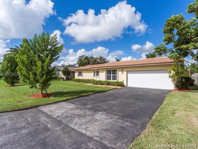7430 NW 42nd Dr, Coral Springs, FL 33065 - MLS#: A10572223
