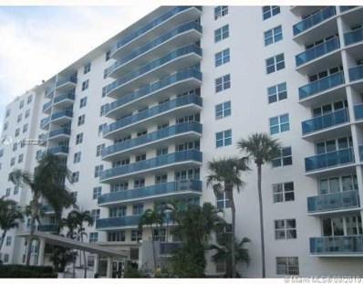 7501 E Treasure Dr UNIT 9D, North Bay Village, FL 33141 - MLS#: A10572275