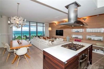 3737 Collins Ave UNIT S-401, Miami Beach, FL 33140 - MLS#: A10572350