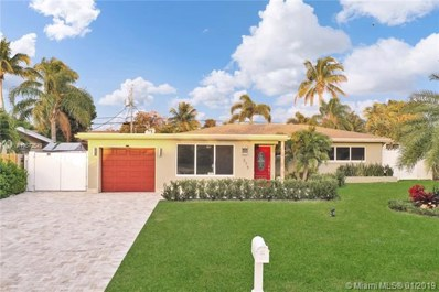 375 NE 25th Terrace, Boca Raton, FL 33431 - MLS#: A10572549